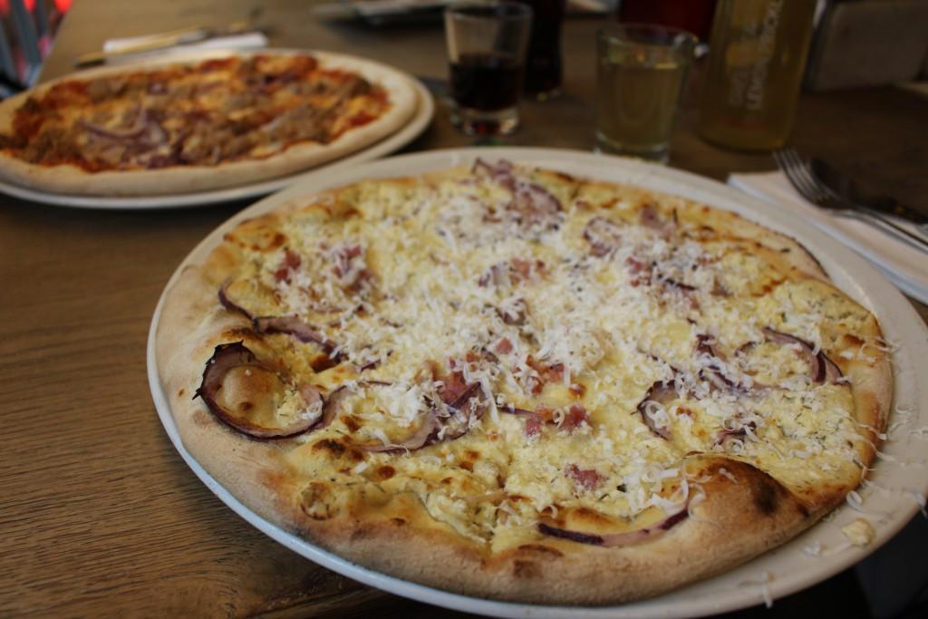 Vapiano Pizza Rusticale Specials 2016 Pizza Tonno