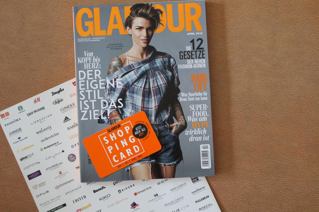 Glamour Shopping Week 2016 April