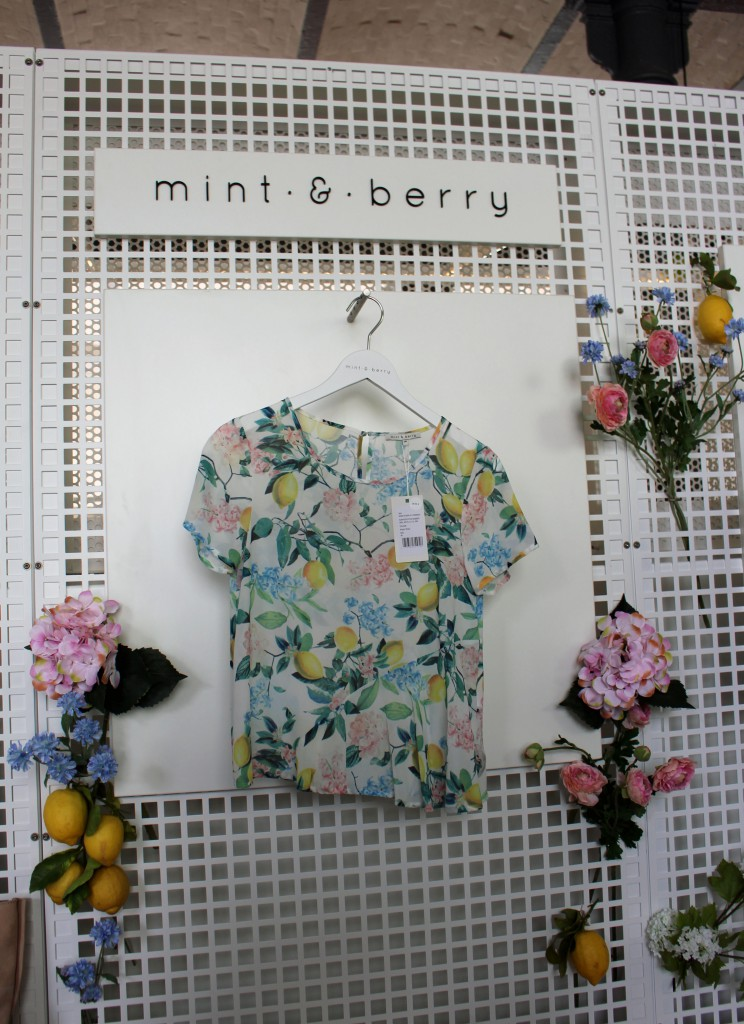 mint&berry, mint and berry, Sommer, Frühjahr, Flower market Berlin