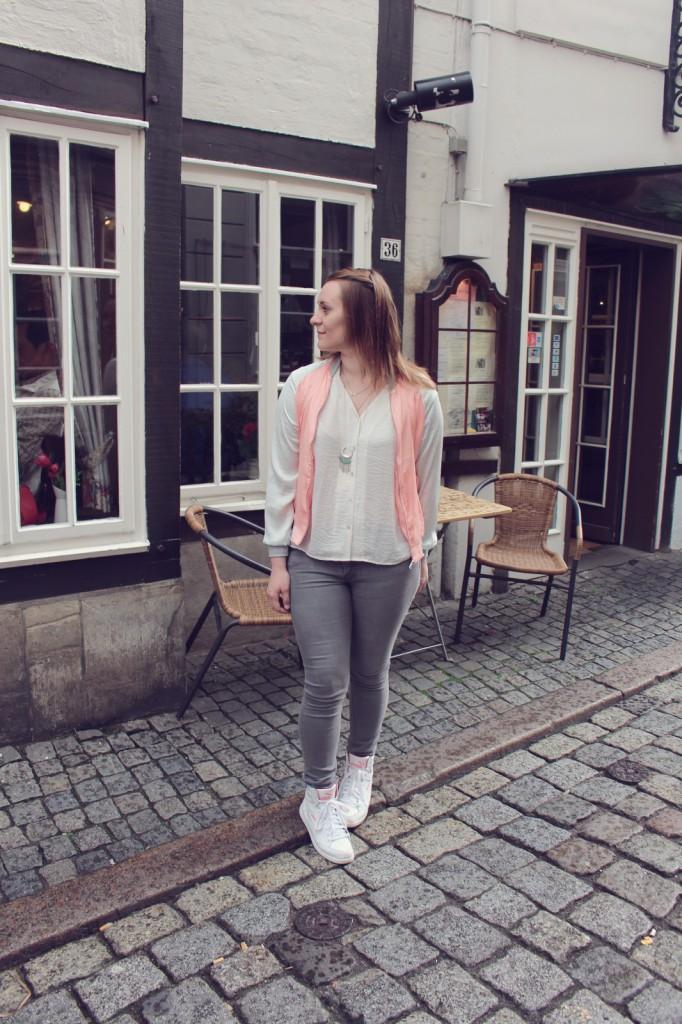 Bomberjacke, Stradivarius, Sneaker, Fashion, Schnoor, Bremen