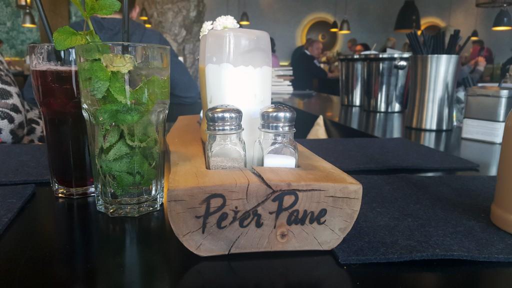 Peter Pane, Bremen Weserpark, Burger
