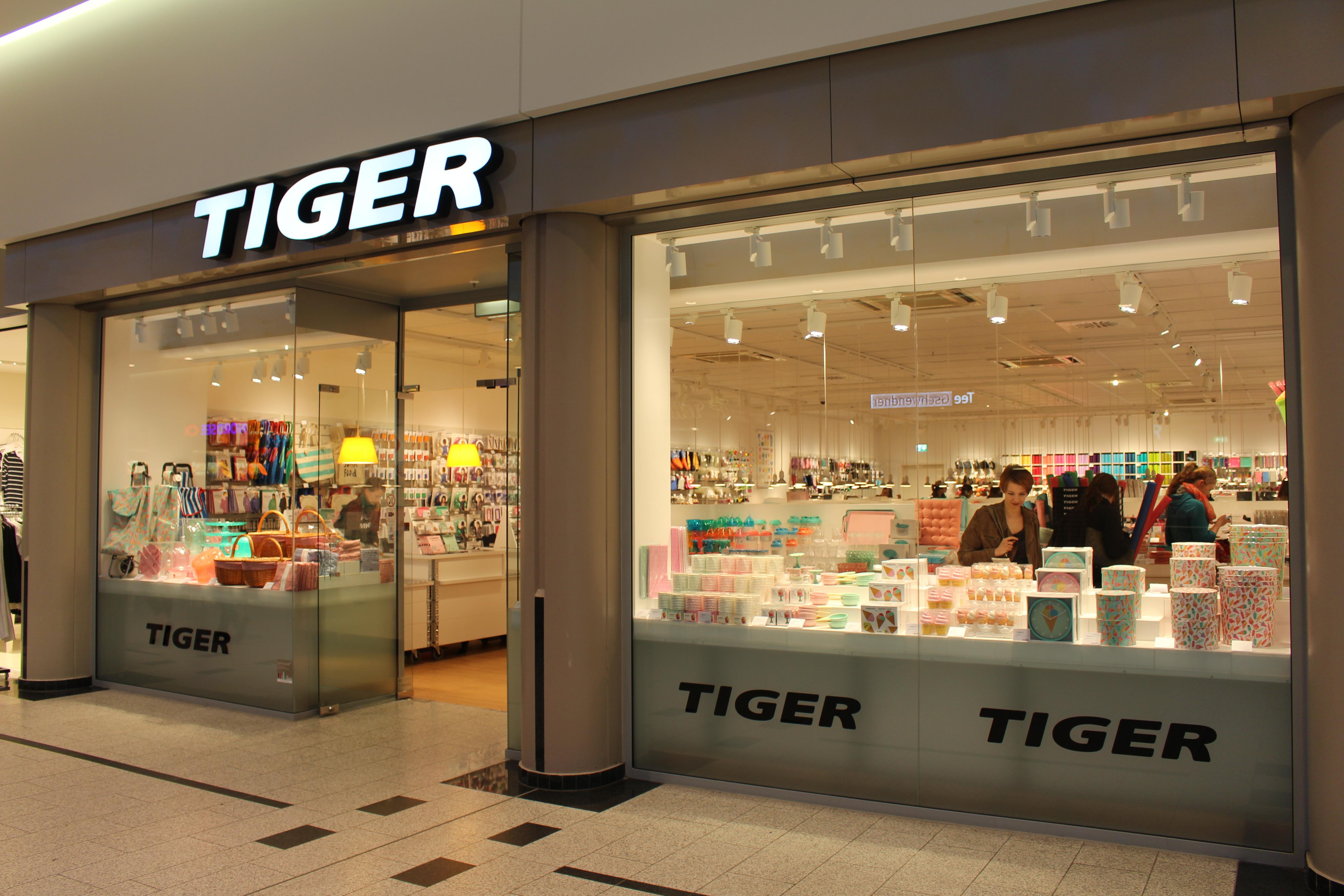 Laden Tiger