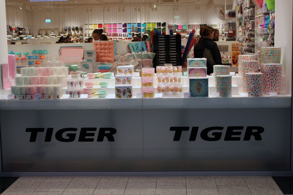 Tiger, Weseroark, Bremen, Designshop, Danish Design