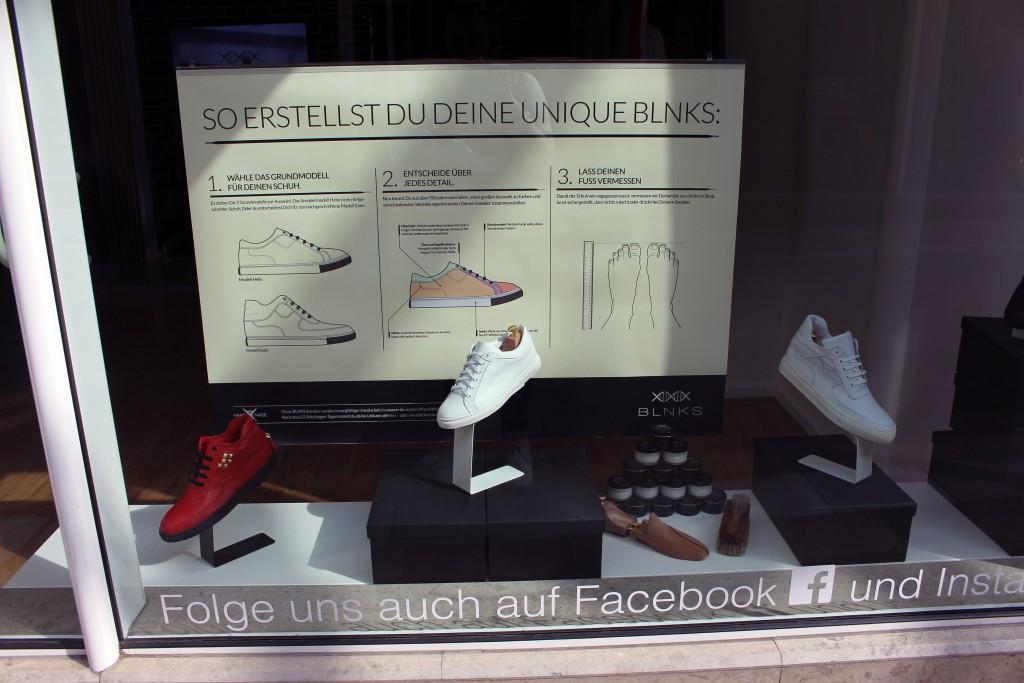 BLNKS, Sneakers, citylab, Bremen, Lloydhof