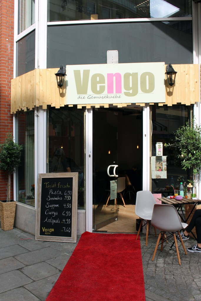vengo, Bremen, vegan, citylab, Lloydhof