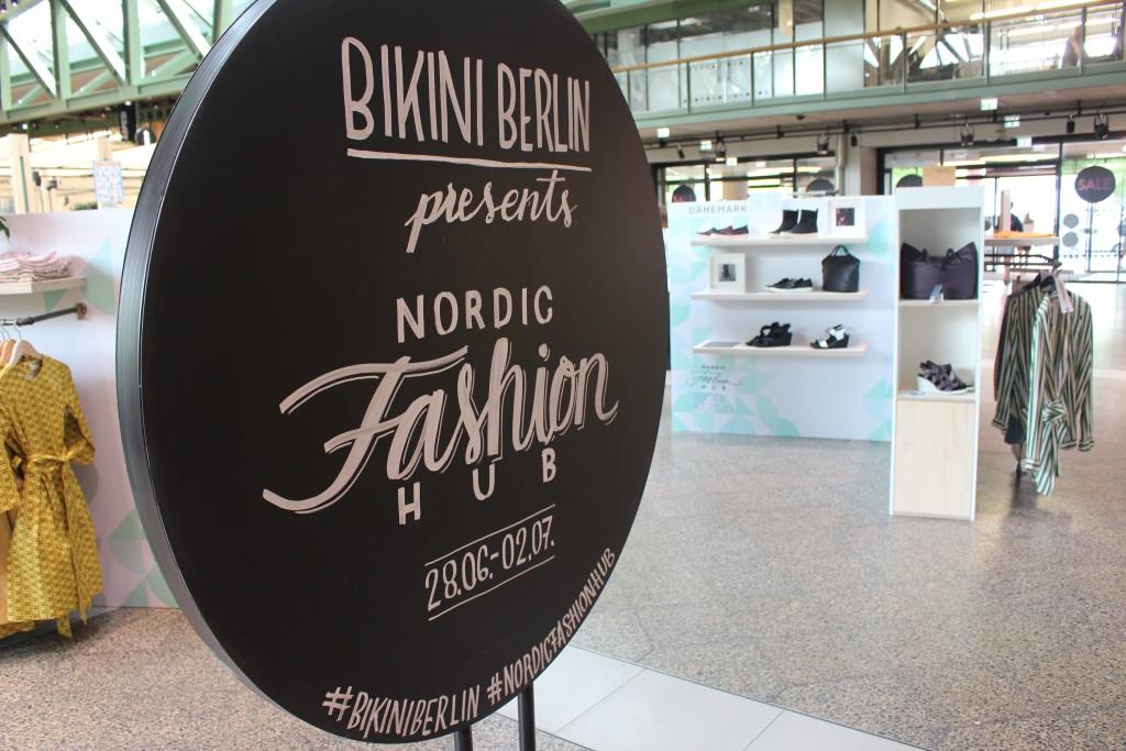 Fashion Week, Berlin, 2016, Nordic Hub, Bikini, Designermode, Pop up Store
