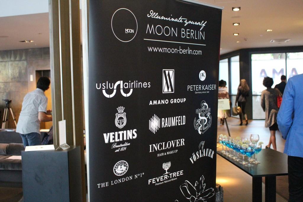 MOON Berlin, Fashion Week, 2016, Illuminate yourself, Fashion Show, Fashiontech, Modenschau, Amano Hotel