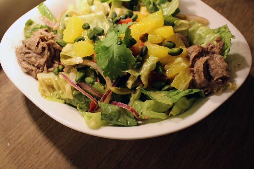 Tex Mex, Salat, Vapiano, Specials, September, Oktober, 2016, Vapianospecials, vegan