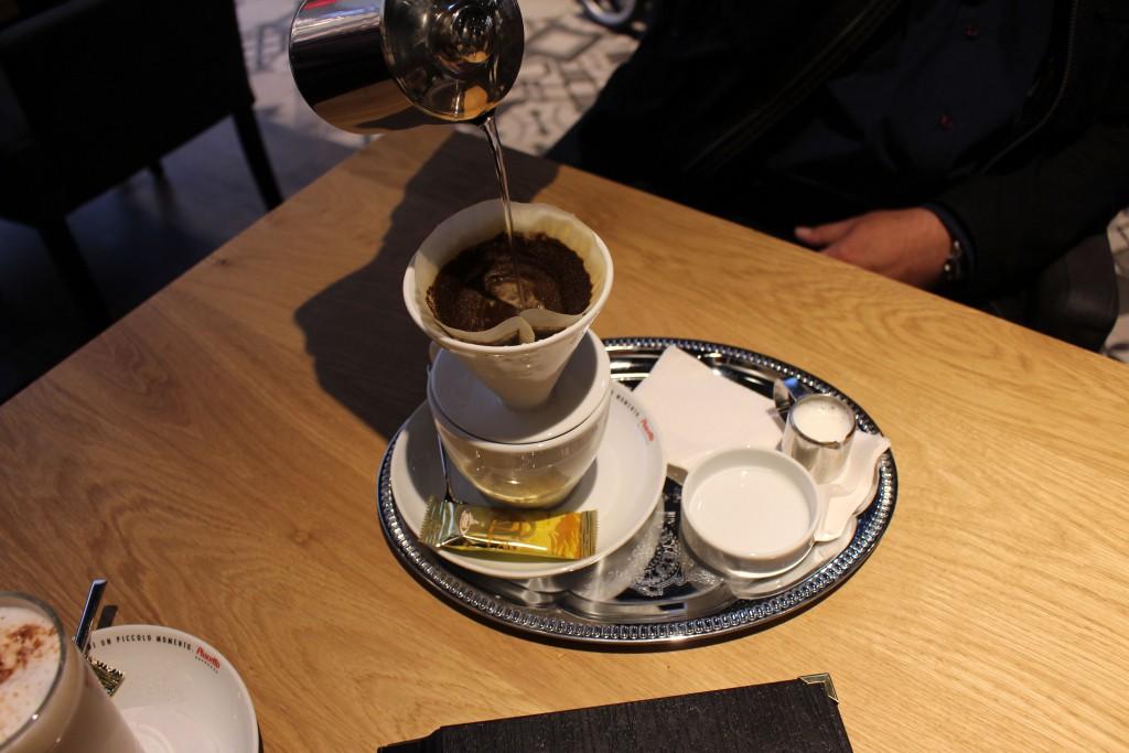 Café, Bremen, Weserpark, kaffeeWerk, Foodhouse, Restaurant, Kaffee, Filterkaffee, Omas Kaffee