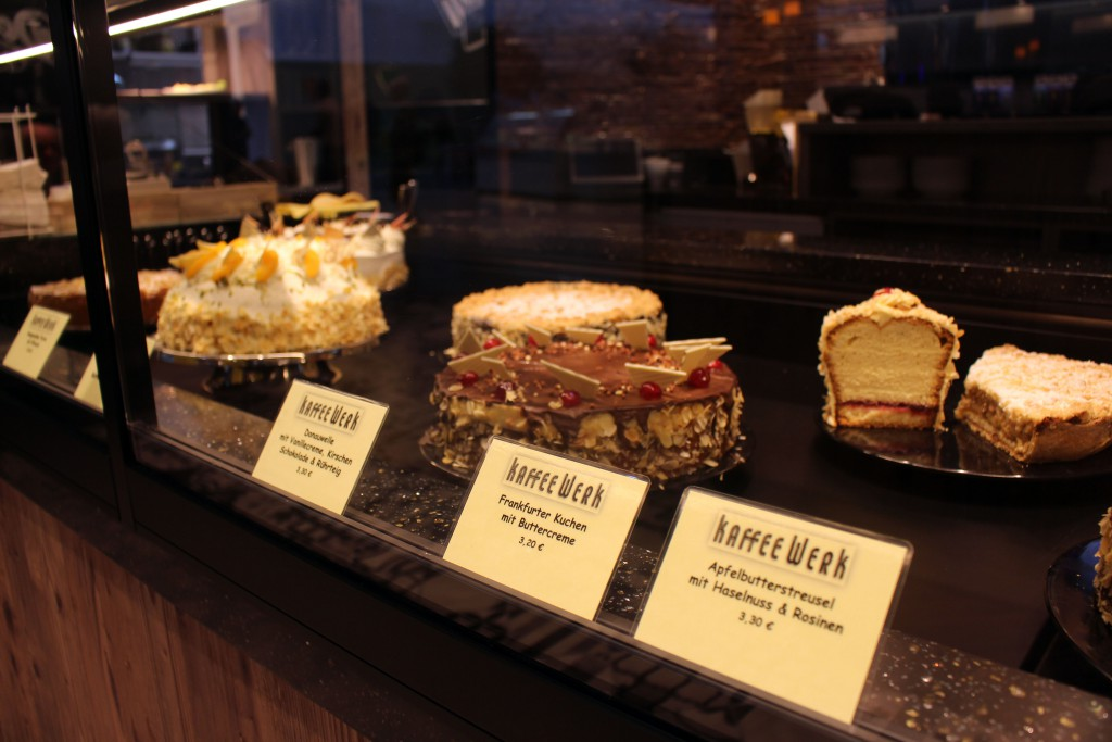 Café, Bremen, Weserpark, kaffeeWerk, Foodhouse, Restaurant, Torten, Kuchen