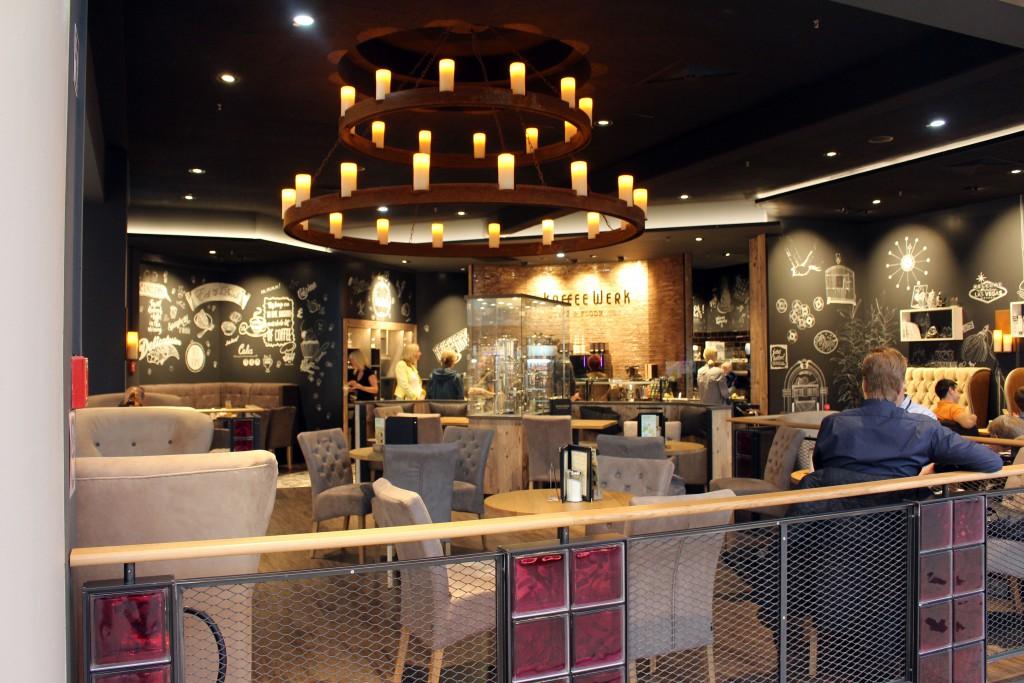 Café, Bremen, Weserpark, kaffeeWerk, Foodhouse, Restaurant