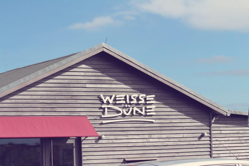 Norderney, Weiße Düne, Strandrestaurant, Insel, Nordsee