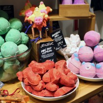 Lush, Badebomben, Winter, Weihnachten, 2016, Blogger Event