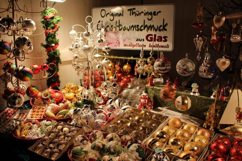 Christmas and More, Messe, Bremen, Halle 7, 2016, Dekoration, Interior, Weihnachten, Weihnachtsdeko, Christbaumkugeln, Weihnachtskugeln, Thüringer, Christbaumschmuck