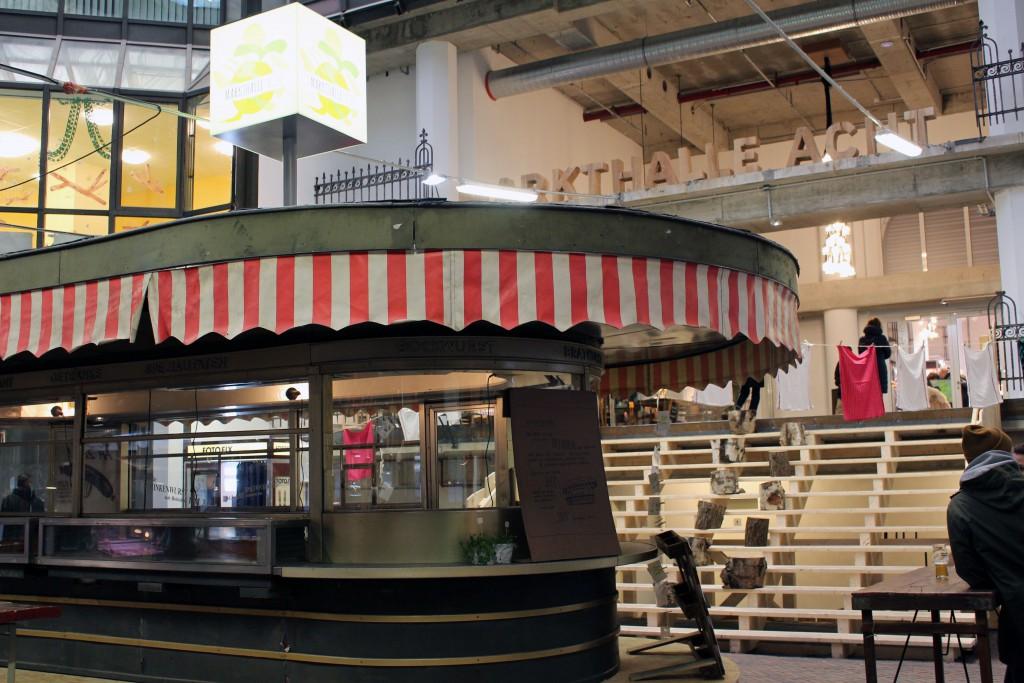 Bremen, City, Markplatz, market place, Markthalle Acht, Markthalle, Neueröffnung, Location, Shopping, Food