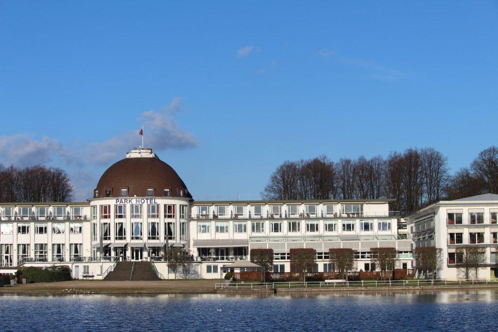 Bremen, Bürgerpark, Parkhotel, Hollersse
