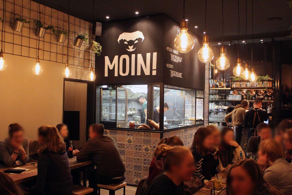 Honigdachs, Bremen, Viertel, Burger, Bar, Cafe, Restaurant, Burgerladen, Moin