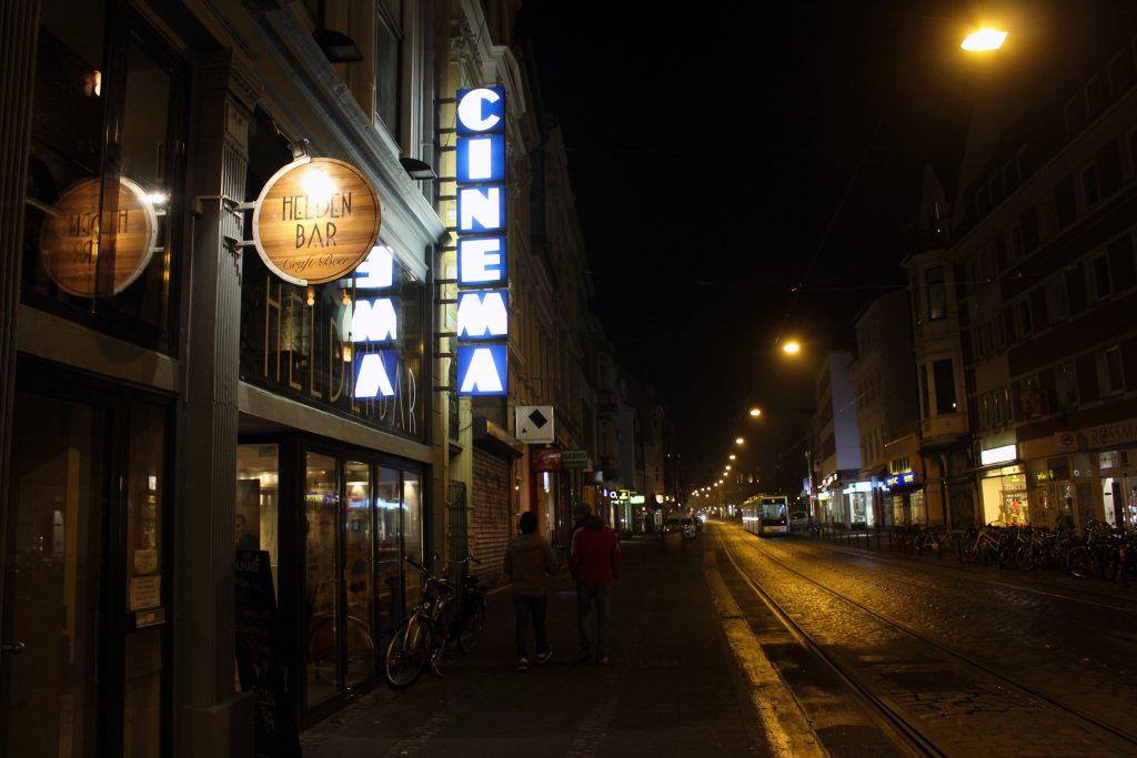 Auch ein schönes Kino: Das Cinema im Ostertor, Deutschlands erstes Programmkino