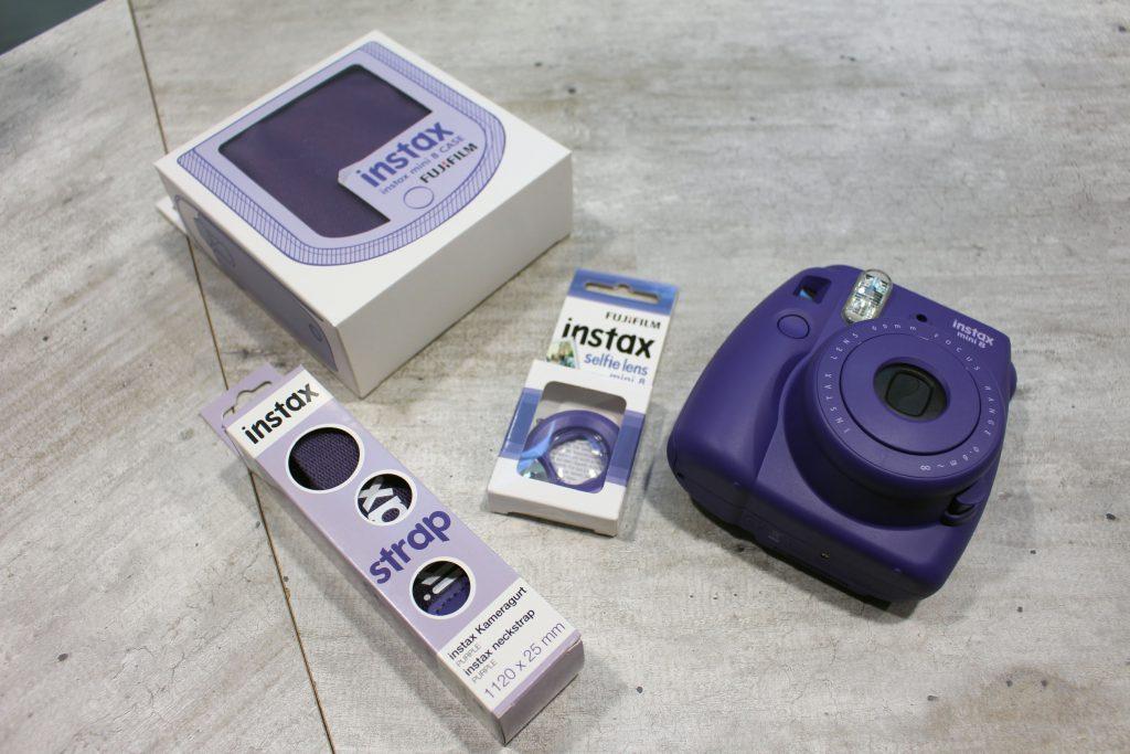 Instax, Fujifilm, Instax Mini 8, Bremen, Sofortbildkamera
