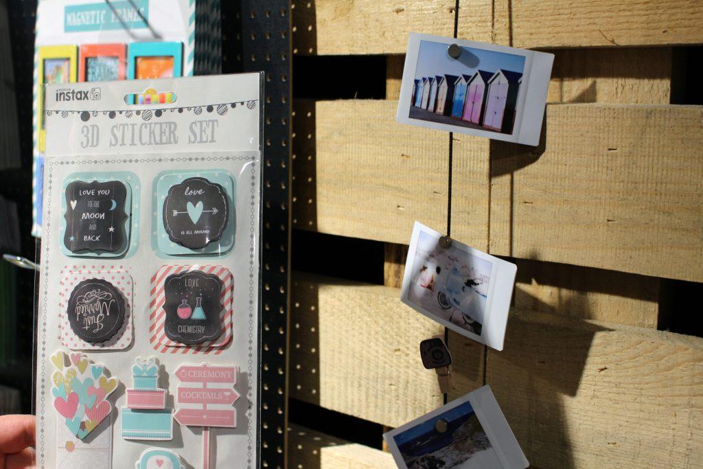 FOBI X, Bilderwerkstatt, Fujifilm, Instax, Sofortbild, Kamera, Shop, citylab, Bremen