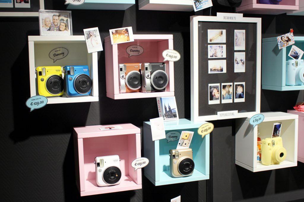 FOBI X, Bilderwerkstatt, Fujifilm, Instax, Sofortbild, Kamera, Shop, citylab, Bremen, Instax Mini, Instax Mini 8, Instax Mini 70, Instax Mini 90