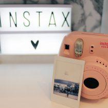 Instax, Mini 8, Rosa, Fujifilm, Sofortbildkamera, Sofortbild, Lightbox