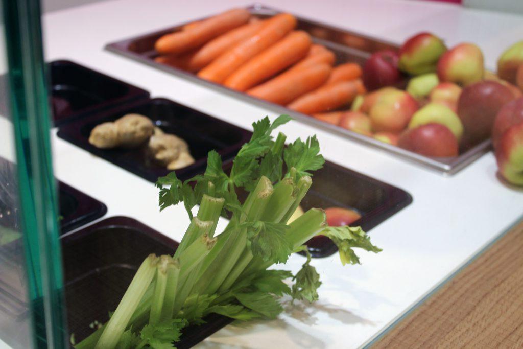 Immergrün, Weserpark, Vitamine, Food, Fast Food, vegetarisch, vegan