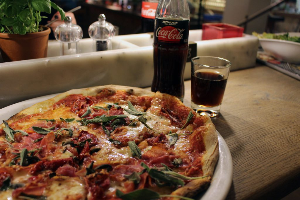 Vapiano, Specials, Meet the Stars, best of, 15 Jahre, Bremen, Pizza, Saltimbocca