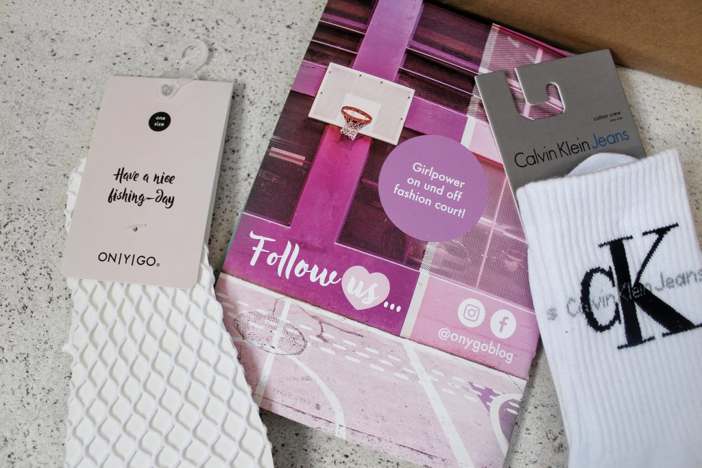 onygo, Oldenburg, Shop, Glamour Shopping Week, Socken, Strümpfe, Fishnetsocks, Calvin Klein