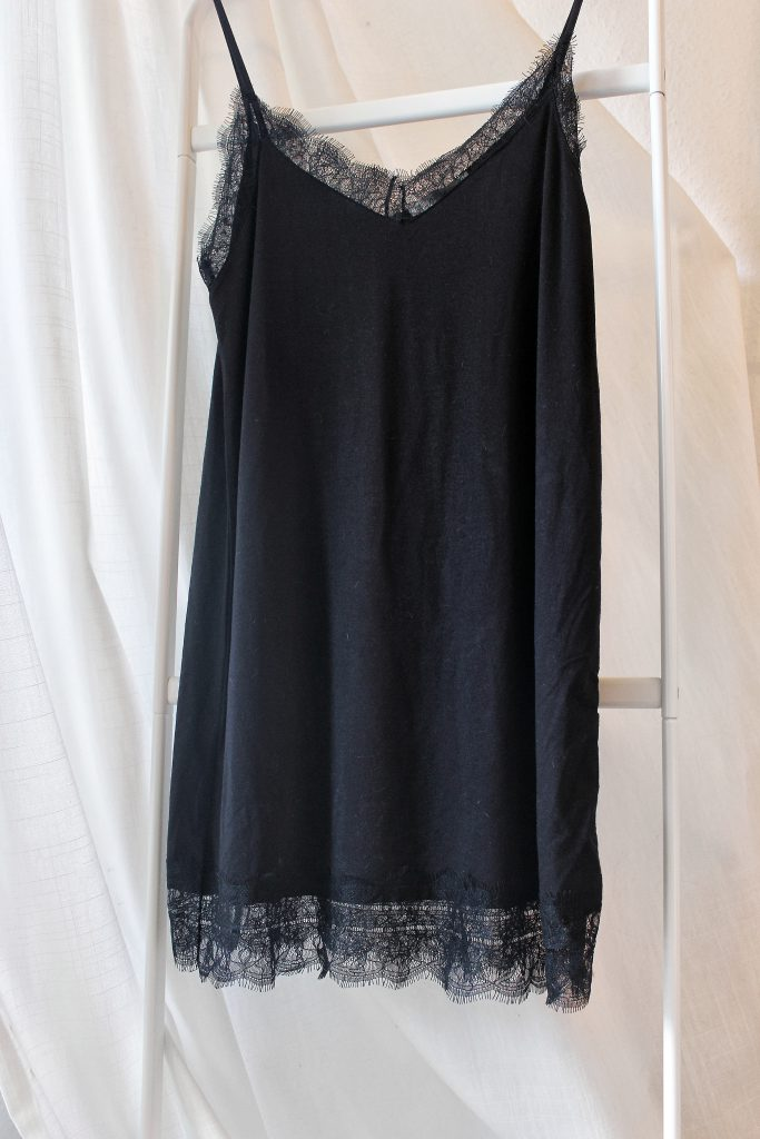 Pull & Bear, Glamour Shopping Week, dress, black dress, lace dress