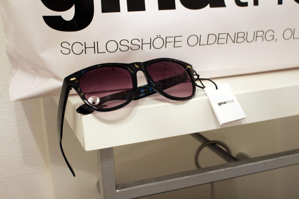 Gina Tricot, Schlosshöfe, Sonnenbrille