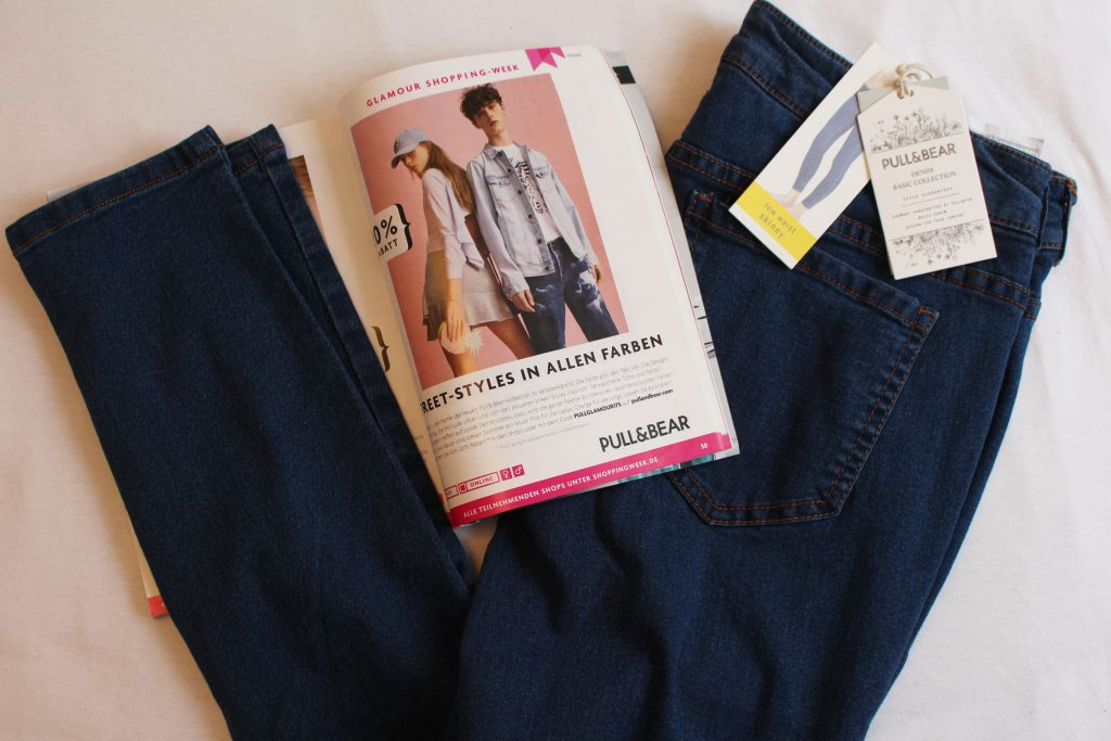 Pull & Bear, Jeans, Denim, Glamour Shopping Week