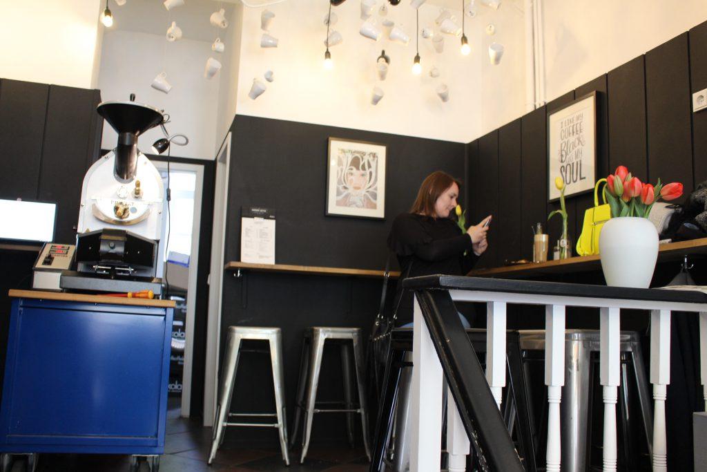 Bremen, Café, Kaffee, Harbour Coffee, Viertel, Show-Röst-Event, Coffee, Instagram, Blogger