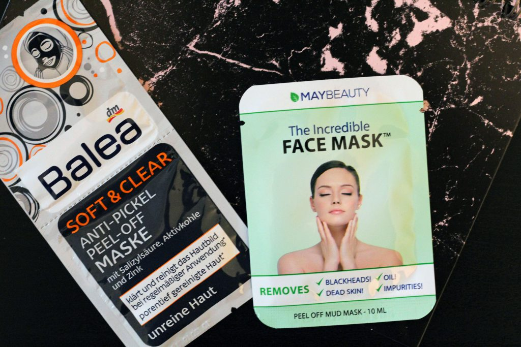 Balea, MayBeauty, Black Mask, Incredible Face Mask, Blackhead Mask