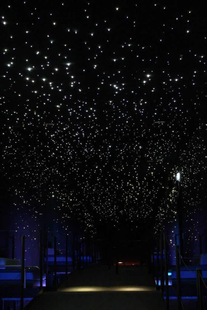 Bremerhaven, Klimahaus, Sterne