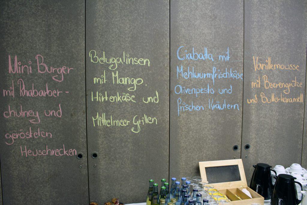 Bremerhaven, Klimahaus, Heuschrecken, Mehlwürmer, Grillen