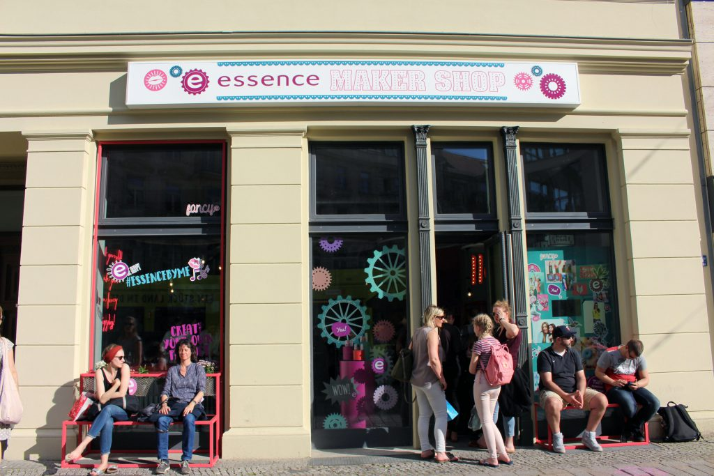 essence, Berlin, Maker Shop, Popup Store