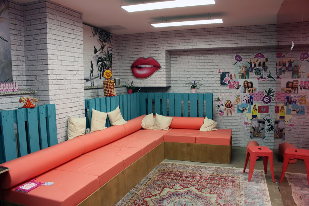 essence, Berlin, Mitte, Maker Shop, Popup Store, Lounge