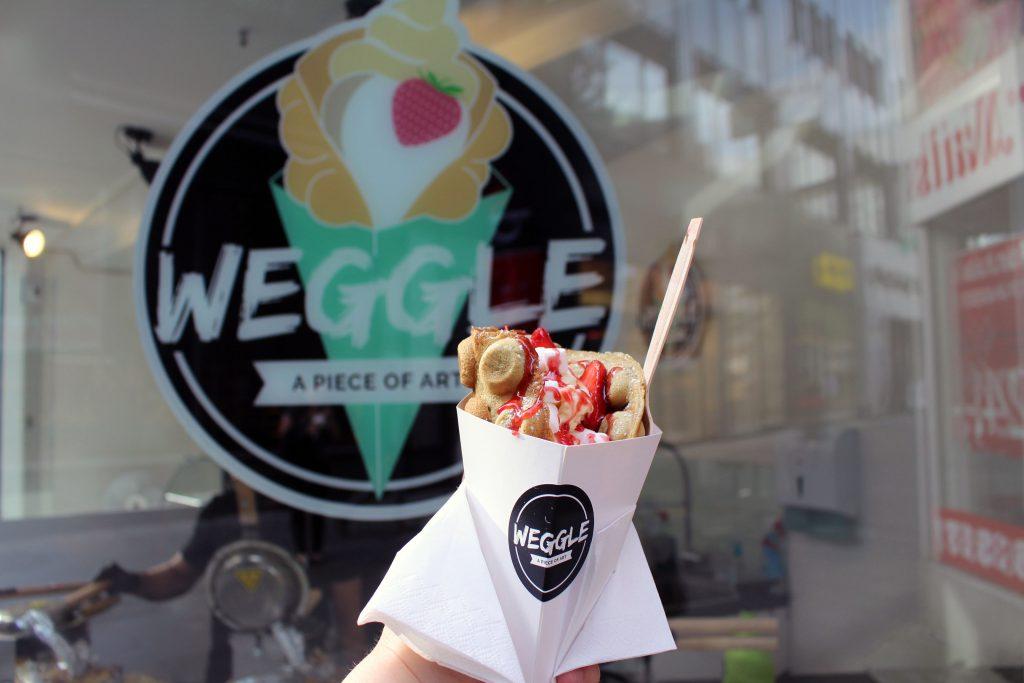 Weggle, Bremen, Waffeln, citylab, Weggle