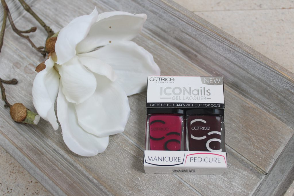 Nagellack, Nails, Catrice, Kosmetik, ICONails, Swatches, Makeup, Beauty