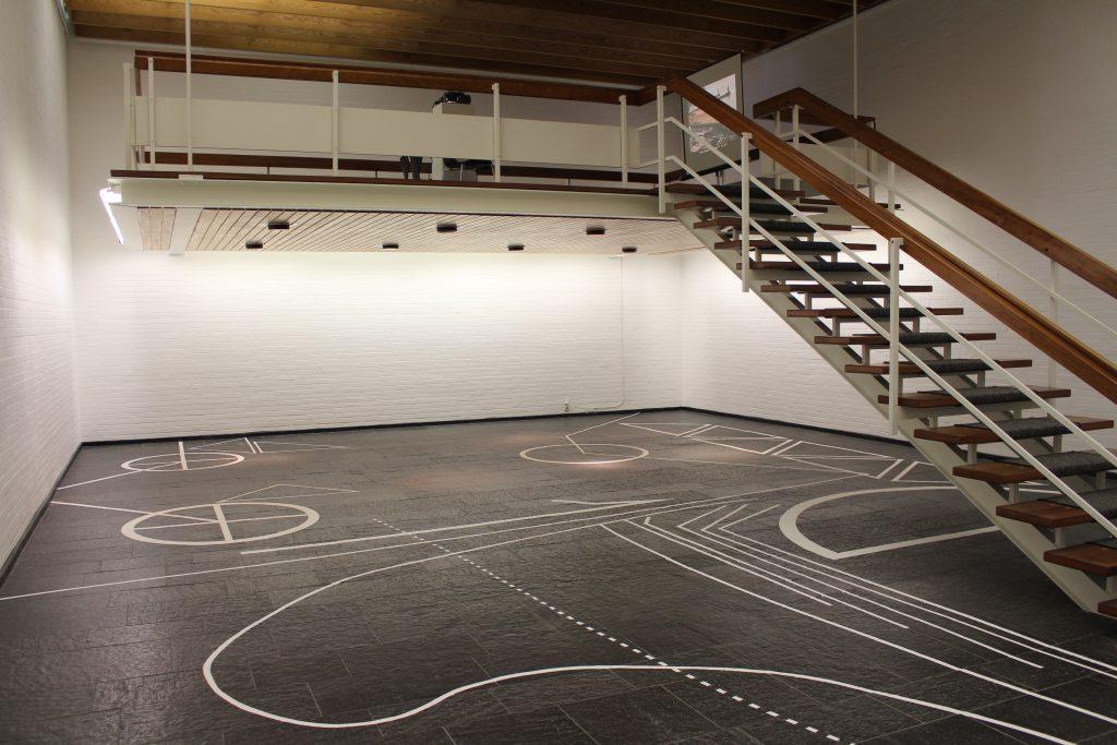 Kunsthalle Bremerhaven, Birte Endrejat, Aktivitätszonen