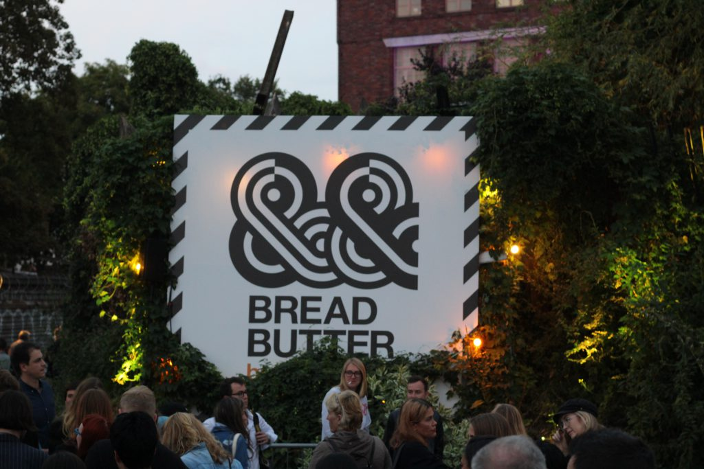 Bread & Butter, 2017, Zalando, Berlin
