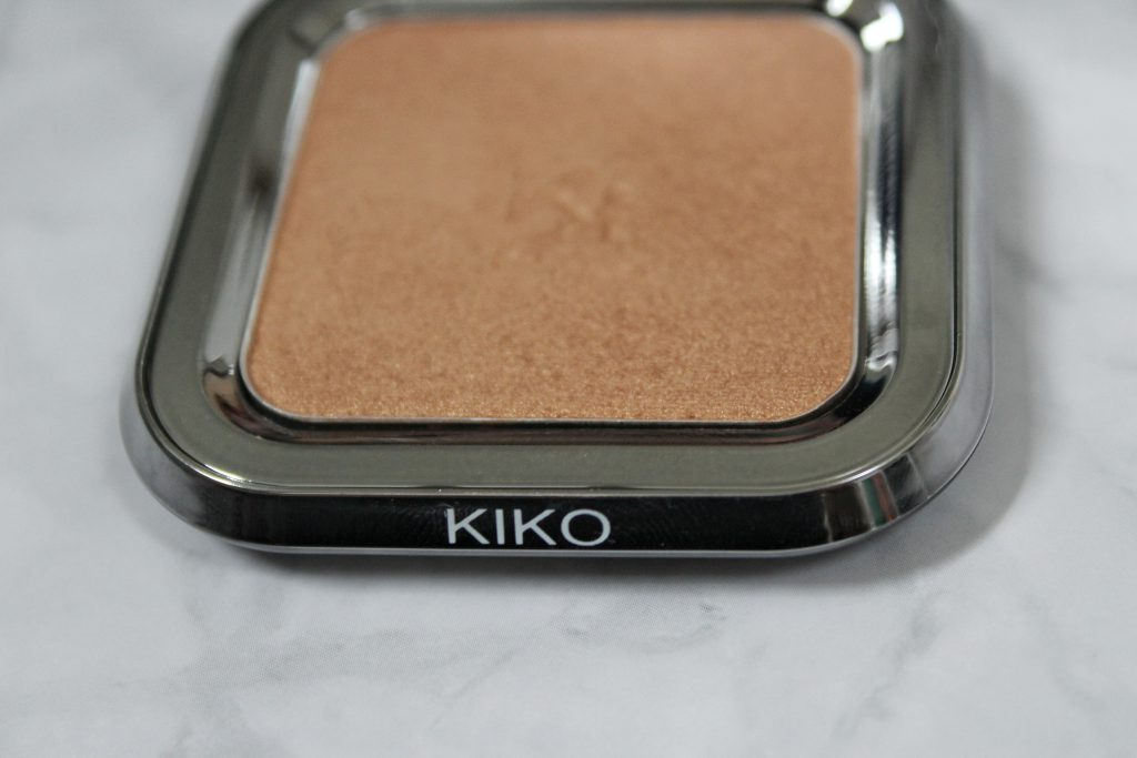 Kiko, Kosmetik, Make up, Highlighter, Glow Fusion, Modellierung