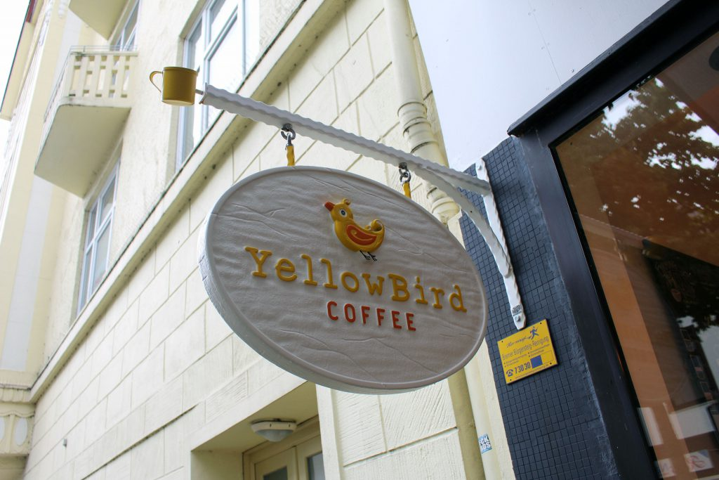 Yellow Bird Coffee, Bremen, Neustadt, Café, Kaffee, Coffee House