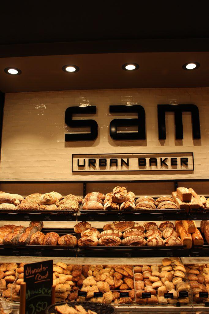 SAM, Sam urban baker, Bremen, Bakery, Cafe, Mühlenviertel, Hotspot