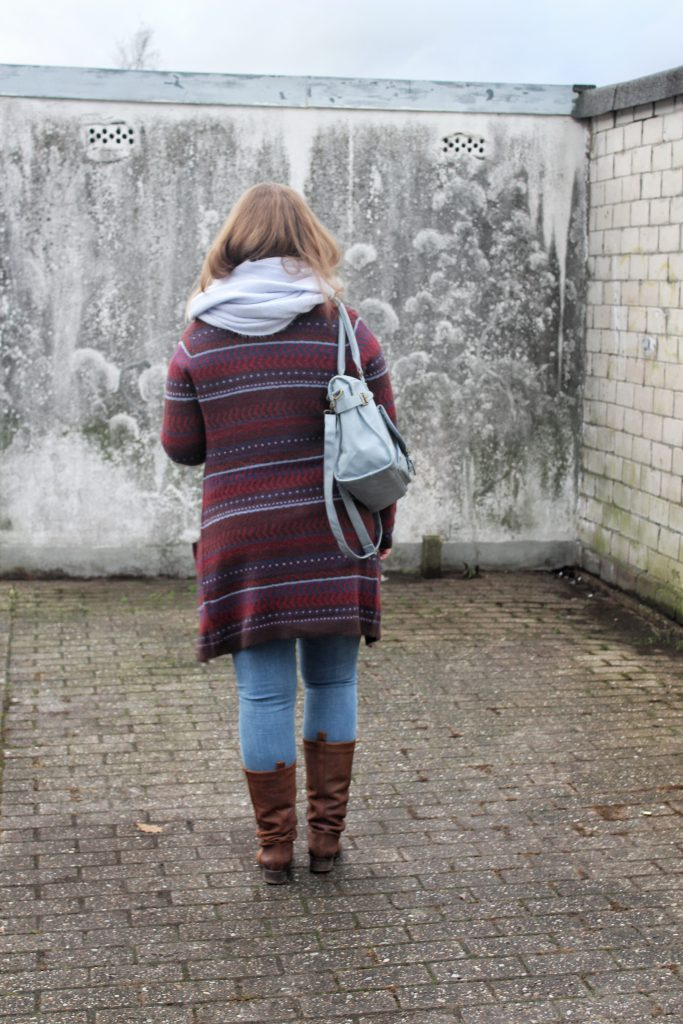 Fashion, Outfit, Winter, Norweger, Cardigan, JEANS FRITZ