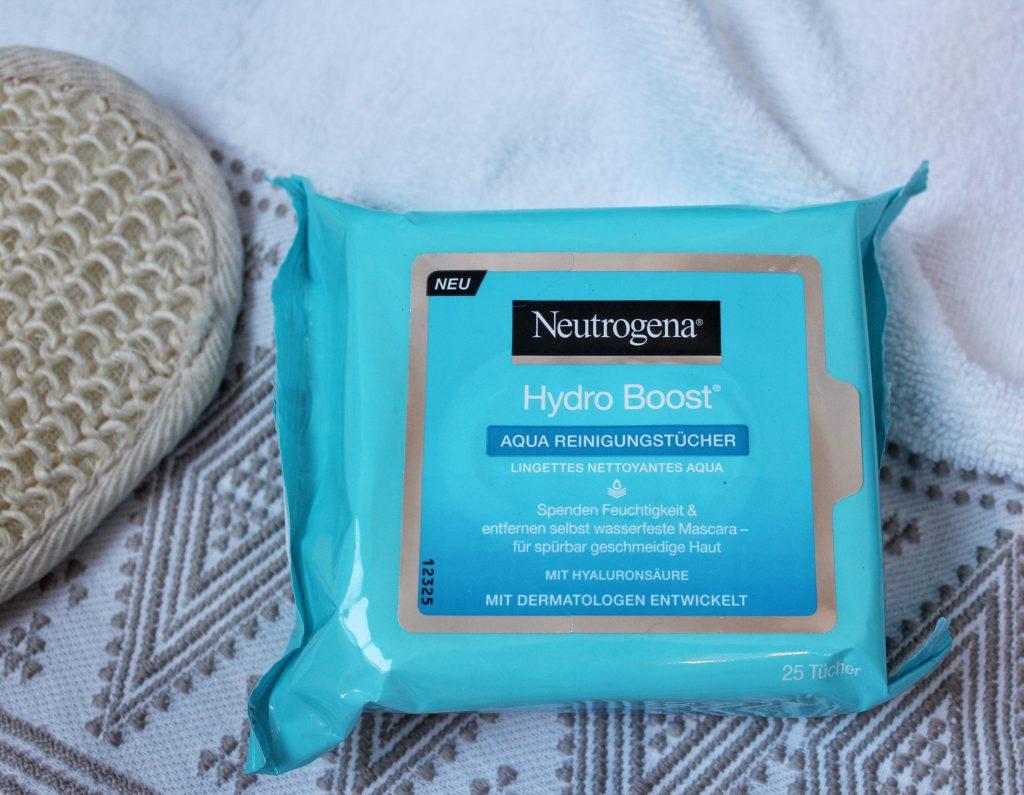 Neutrogena, Hydro Boost, Hautpflege, Beauty, Kosmetik