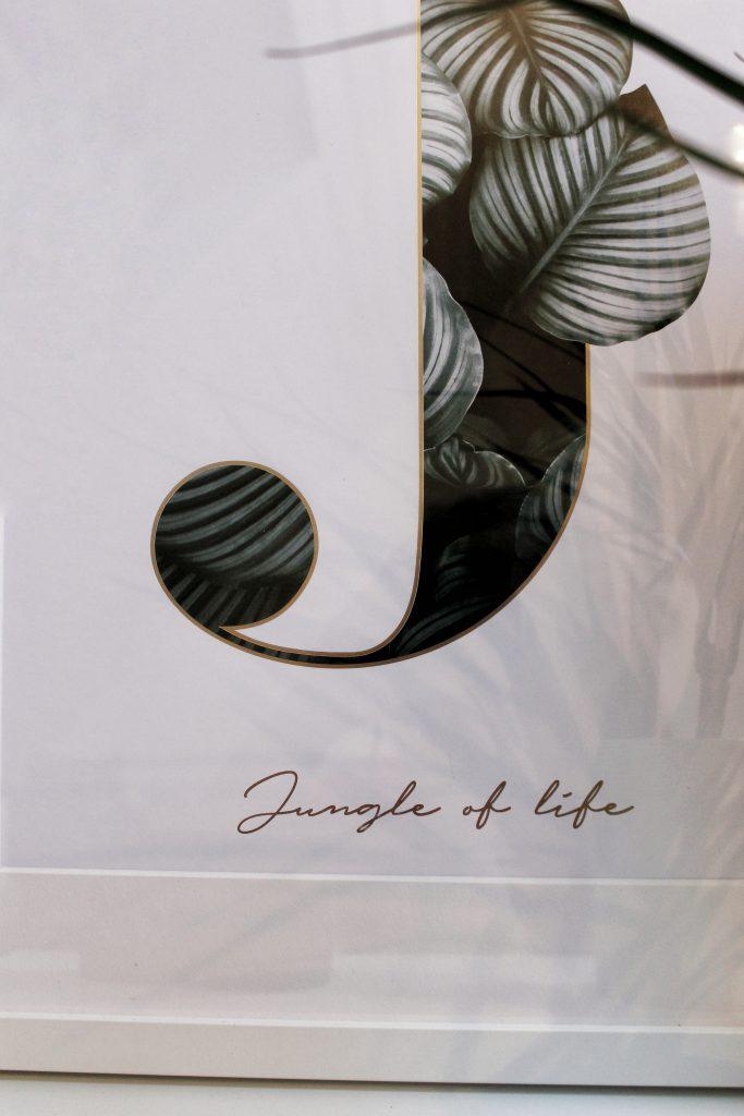 Picture, Interior, Gold, Jo&Judy, Dekoration, Trend