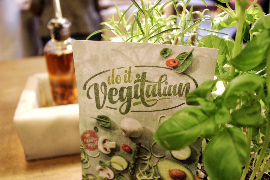 Vapiano, Bremen, Specials, Vegetarisch, Vegan, Low Carb, Food