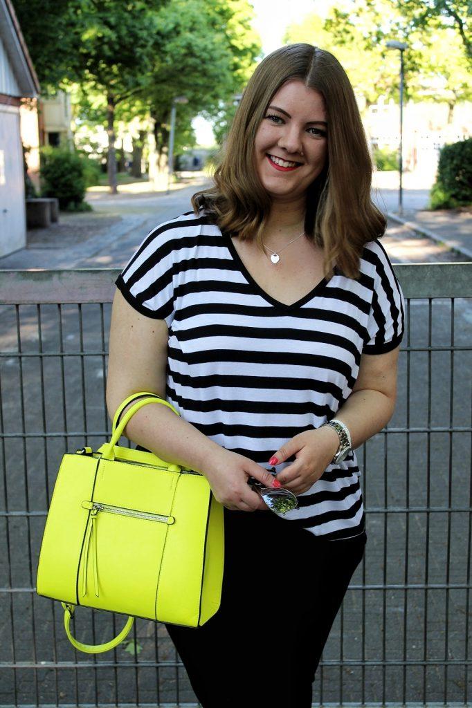 Outfit, Fashion, Mode, Basics, Frühling